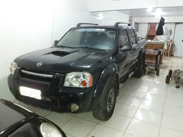 Awesome Nissan Frontier 2004