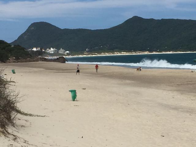 Florianópolis, aluguel de casa na beira da praia - Foto 17