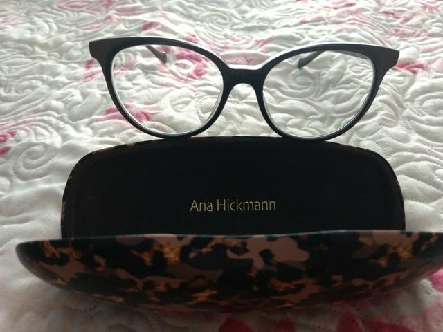 Óculos de grau Ana Hickmann novo 2 meses
