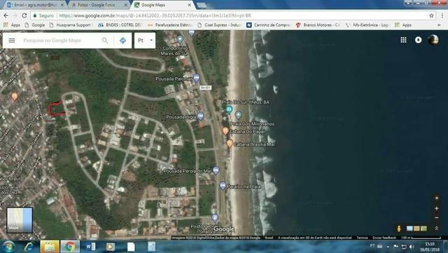 Terreno no loteamento Pérola do mar em Ilhéus. - Foto 3