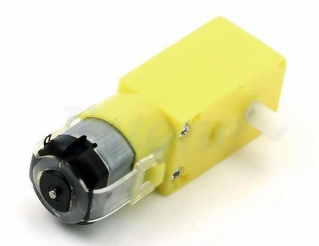 COD-AM151 Motor Dc 3 A 6v Com Redução P/ Robotica Arduino Chassi Carro Arduino Automaç - Foto 2