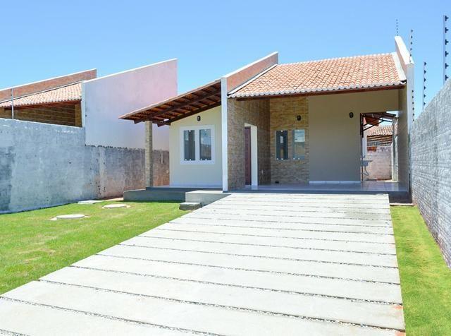 Casa TOP no Cidade das Rosas 1, lote de 300m2 e casa com 105m2, na entrada do loteamento