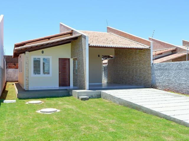 Casa TOP no Cidade das Rosas 1, lote de 300m2 e casa com 105m2, na entrada do loteamento - Foto 2