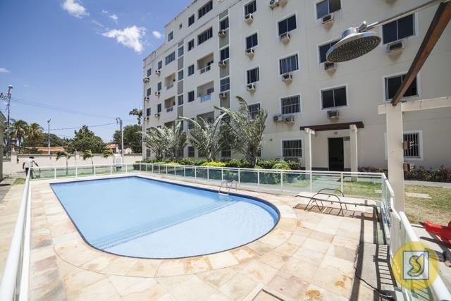 Apartamento para alugar com 2 dormitórios em Messejana, Fortaleza cod:35182 - Foto 2