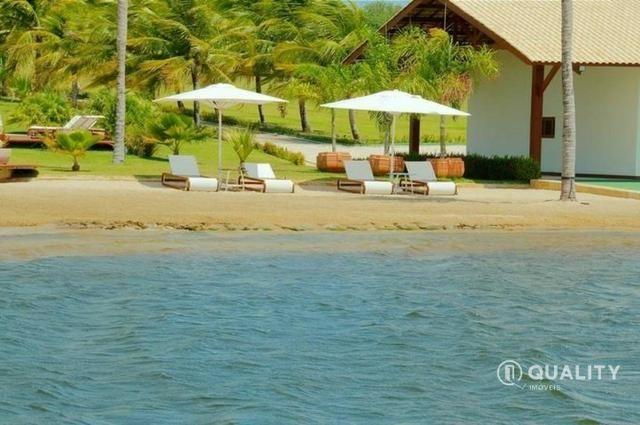 Casa na Lagoa do Uruaú com 6 suítes à venda, por R$ 5.800.000 Porteira fechada- Beberibe - Foto 20