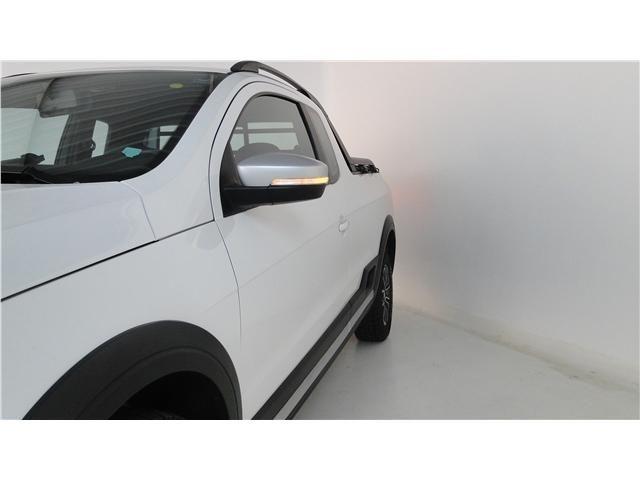 Volkswagen Saveiro 1.6 cross ce 16v flex 2p manual - Foto 10