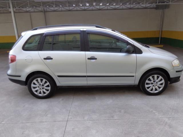 Vw - Volkswagen Spacefox 1.6 Trend Completa + GNV !! Carro Muito Novo !! - Foto 5