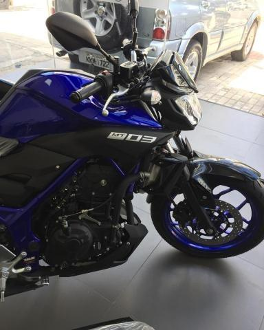 Yamaha MT03 ABS 2020 0km