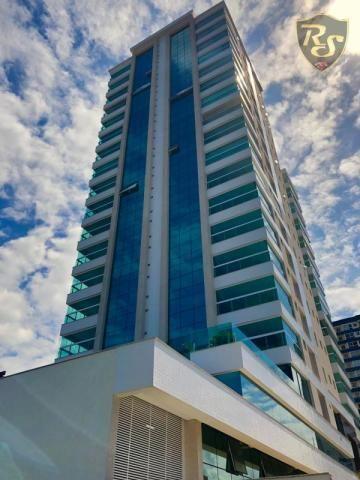 Apartamento à venda com 3 dormitórios em Itacolomi, Balneário piçarras cod:680D