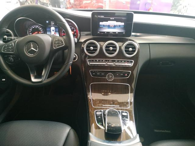 Mercedes-benz C-180 Exclusive 2017 - Foto 12