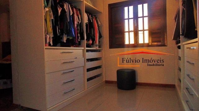 Linda casa, fino acabamento, porcelanato, laje, 04 quartos Colônia Agrícola Samambaia - Foto 12