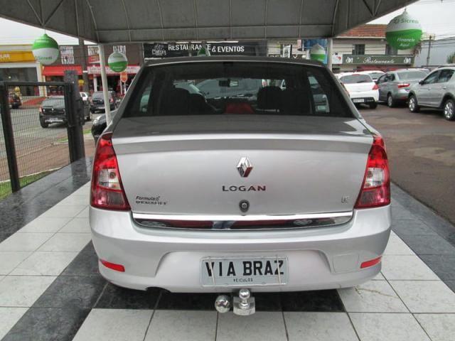 Renault Logan Expression 1.6 2012 Flex - Foto 5