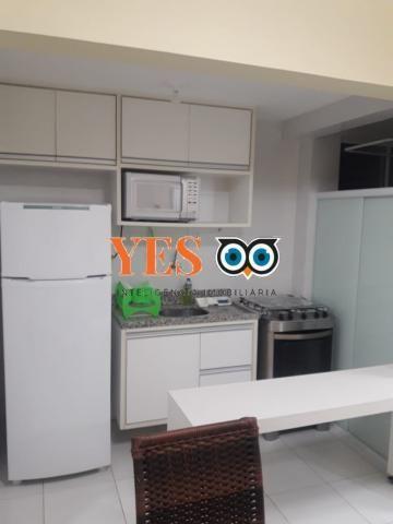 Apartamento, flat mobiliado, para locação, santa mônica, feira de santana, 1 dormitório, 1 - Foto 3