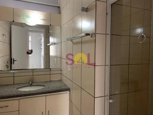 Apartamento com 3 dormitórios próximo ao riverside, 97 m² por r$ 420.000 - jóquei - teresi - Foto 7
