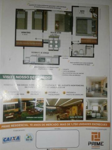 Residencial Vista do Bosque, apartamentos com 2 quartos sendo 1 suíte reversível, - Foto 7