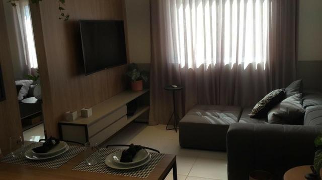 Residencial Vista do Bosque, apartamentos com 2 quartos sendo 1 suíte reversível, - Foto 11