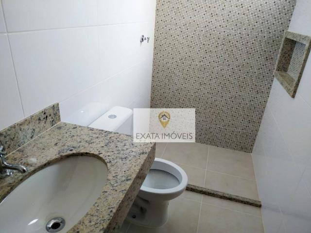 Casas duplex 03 quartos, independentes, recreio/costazul, rio das ostras. - Foto 19