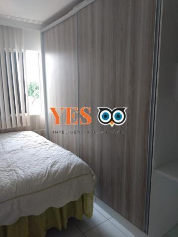 Apartamento residencial para venda, feira de santana, 2 dormitórios, 1 sala, 1 vaga. - Foto 5