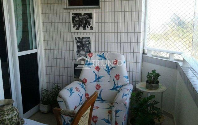 GM - Apartamento com 4 quartos/ varanda/ 3 vagas - Foto 6