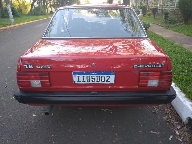 Monza 1984 Stander 1.8 Álcool 5 Marchas Básico - Foto 4