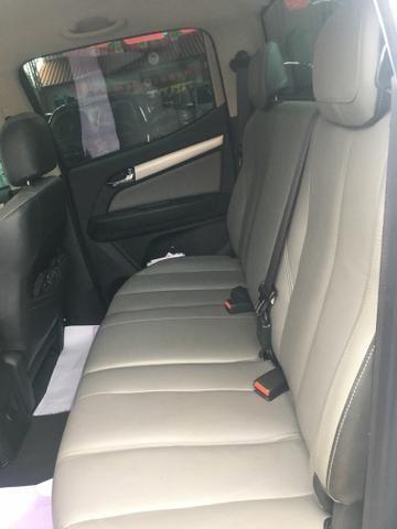 Nova S10 LTZ 2.8 dupla diesel 4x4 Aut - Foto 12