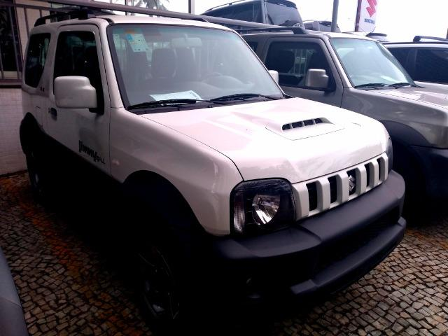 Suzuki Jimny 4All = Financiamento na hora- 2018 - Foto 3
