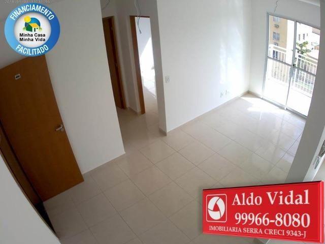 ARV70- Seu A.P.Ê Próprio, 2Q C/Varanda no-Via-Sol-Morada Laranjeiras - Foto 9