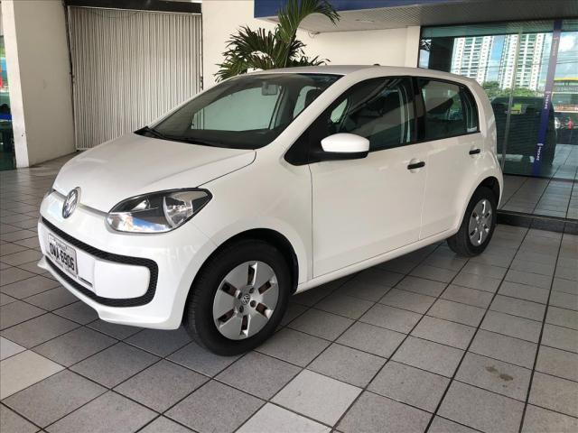 Volkswagen up 1.0 mpi take up 12v flex 4p manual - Foto 3