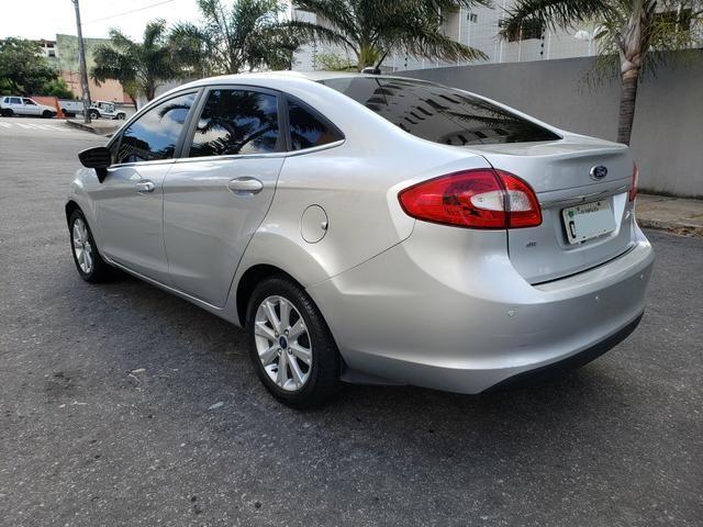 New Fiesta sedan se ano 2012/2012 completo - Foto 3