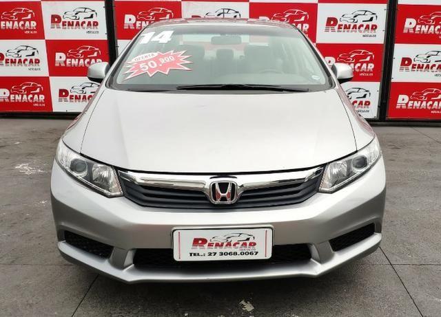Honda civic lxs 2014 mecânico,o mais barato da olx - Foto 10