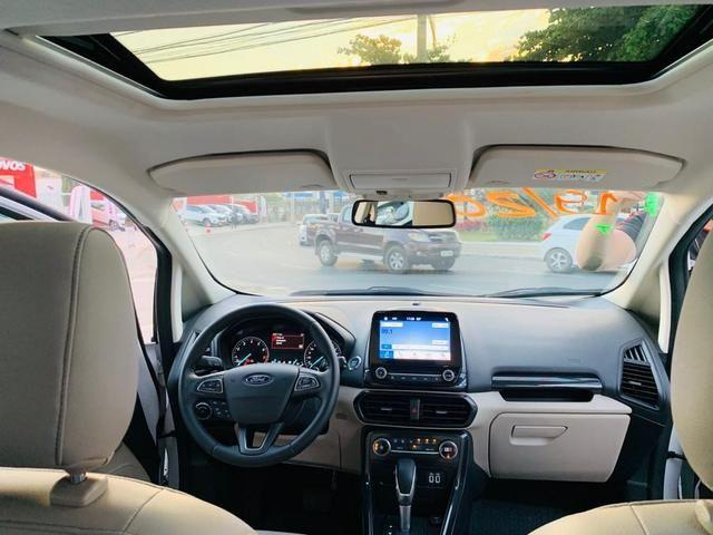 Ford EcoSport Titanium 1.5 Automática 2020 - Apenas 5.000 km - Foto 6