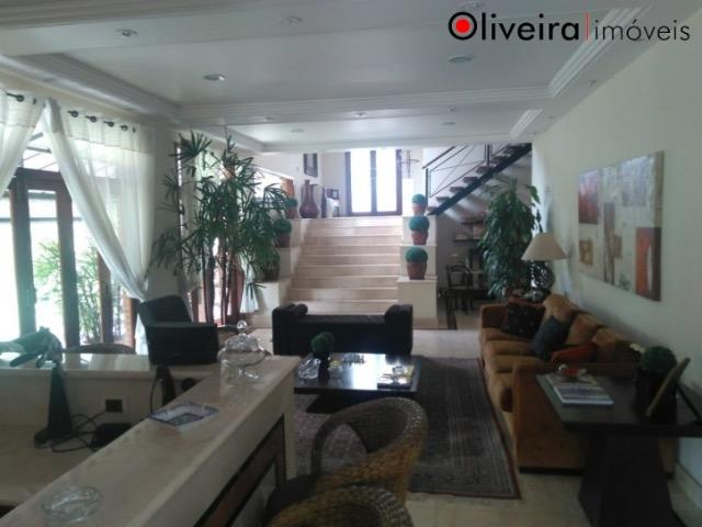 Casa em alphaville mobiliada res. zero, 676m. 4 suítes 15 mil cond 1.063 iptu 691 mês - Foto 10