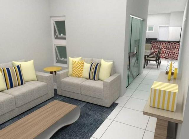 Casa nova em Parnaíba, próximo a São Sebastião - Foto 11