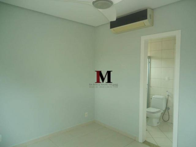 alugamos e vendemos apartamento estilo duplex com churrasqueira na sacada e 4 suites - Foto 14