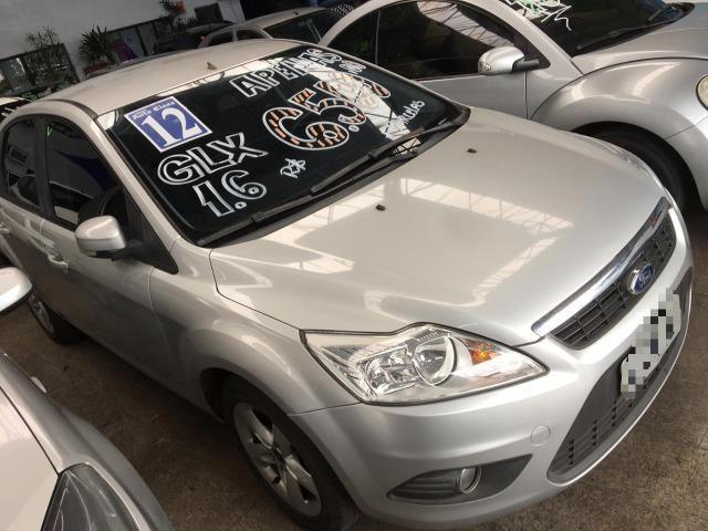 Ford Focus Hatch 1.6 GLX Completo Mec. Novo e Barato!! - 2012 - Foto 4
