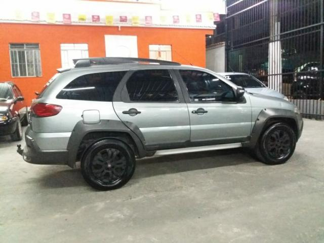 Fiat palio 2008/2009 1.8 adventure locker weekend flex - Foto 7