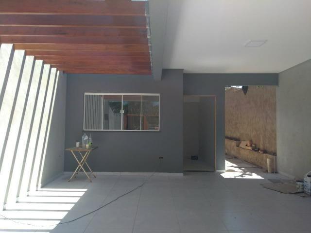 2 Quartos com Suíte Próximo AV. Duque de Caxias Linda Casa Fino Acabamento - Foto 13