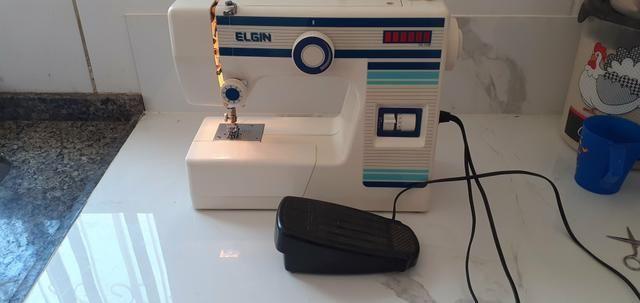 Vendo essa maquina de costura Elgin - Foto 4
