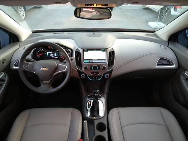 Chevrolet Cruze Ltz II 1.4 Turbo 2018 Automático - Foto 5