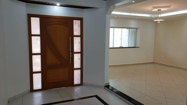 Sobrado 3suites churrasqueira lote 800m2 rua 8 Vicente Pires condomínio fechado - Foto 6