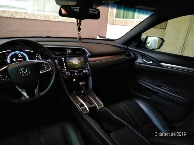 Honda Civic Turing 1.5 turbo 16v . aut.4p - Foto 17