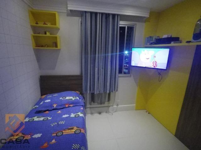 GL # O.P.O.R.T.U.N.I.D.A.D.E!!! Apartamento 2 quartos com suíte super decorado - Foto 3