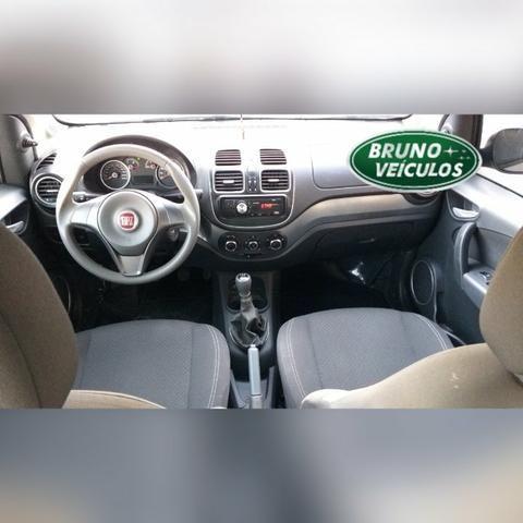 Fiat grand siena 1.4 atractive 16/16 completo. - Foto 5