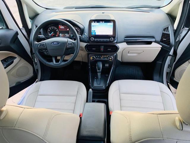 Ford EcoSport Titanium 1.5 Automática 2020 - Apenas 5.000 km - Foto 11