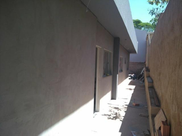 2 Quartos com Suíte Próximo AV. Duque de Caxias Linda Casa Fino Acabamento - Foto 17