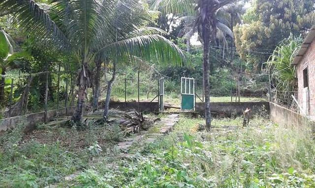 Vendo casa na ilha 15 mt da praia , atras do Iate Club - Foto 4