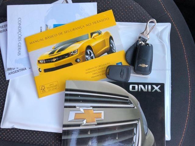 Onix LT 1.4 Automático | Completão | Exclusivo | Mosca Branca esse Modelo - Foto 10