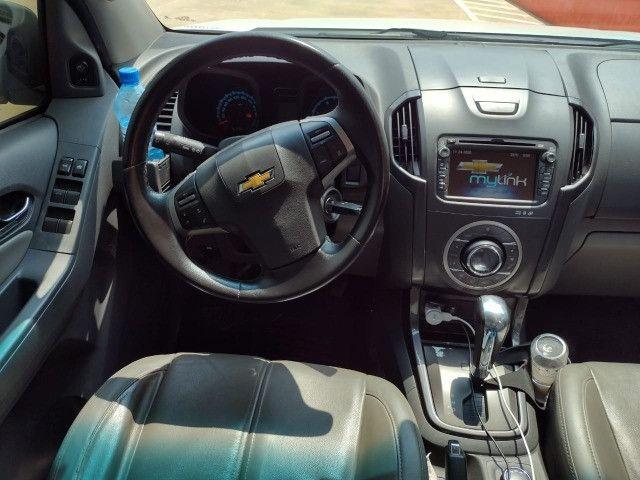 """"""" Oportunidade Única! Linda S10 Ltz Automática Diesel 4x4 2014/2014 '' - Foto 9"""
