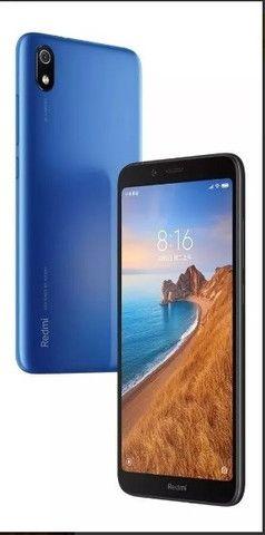 Celular Xiaomi Redmi 7a 32/3gb Azul/ Lacrado - Foto 5