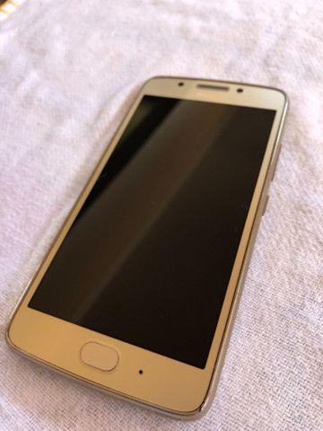 Moto G5 dourado - Foto 2